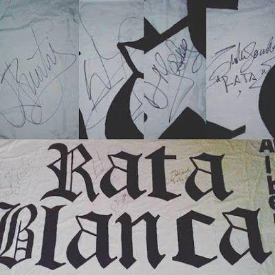 Rata Blanca Olavarria: Galería Recital de Rata Blanca en Centro Cultural,...