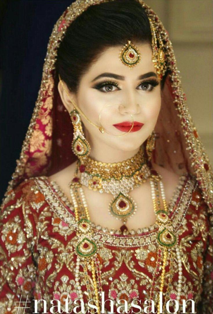 Muslim Wedding Makeup : 17 Best images about The Pakistani bride on Pinterest ...