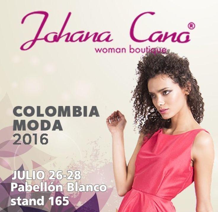 Colombiamoda 2016 www.johanacano.co