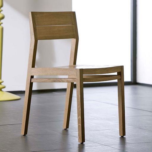 Ex1 dining chair in 2021 oak chair dining chairs oak
