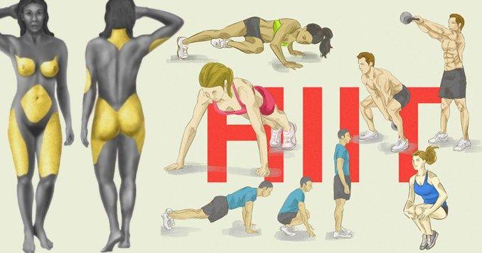 Jak schudnąć z ud i brzucha - 8 wskazówek ...