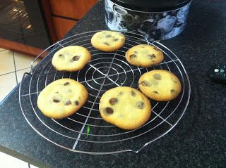 Choc Chip Cookies | Thimble CrackER