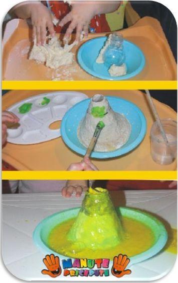Manute pricepute - Activitati copii - Vulcanizare