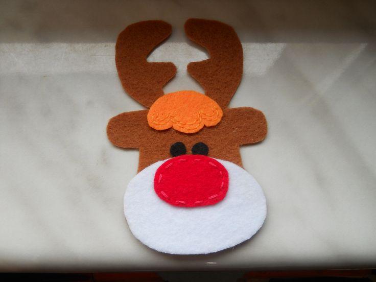 Reindeer head/ Renifer głowa