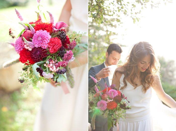 Ana Maria e Octavian, un matrimonio eclettico e colorato! -