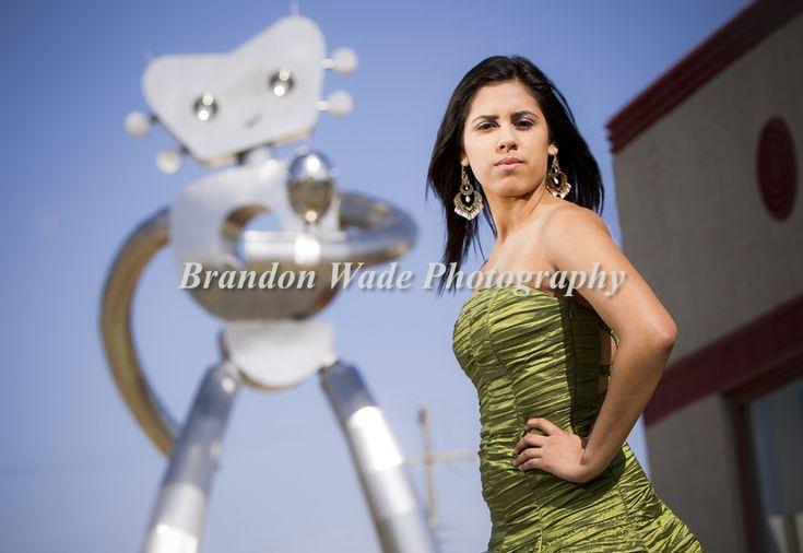 Adrianna P. Senior Portraits — Brandon Wade Photography
