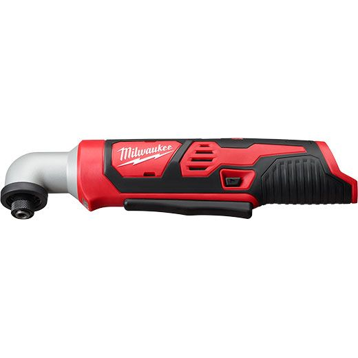 "Milwaukee 2467-20, M12 1/4"" Hex Right Angle Impact Driver (Tool Only) http://cf-t.com/product/milwaukee-2467-20-right-angle-impact-driver-hex-14-m12/"