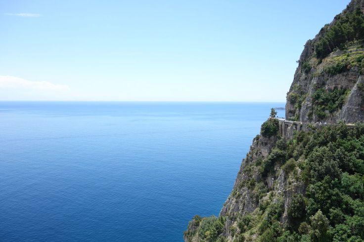 Nastro Azzurro. Amalfi Coast. Italy.