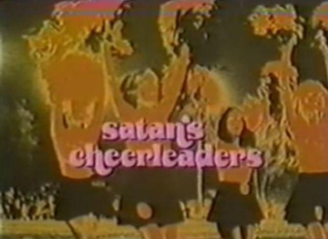 17 Best Images About SATANs CHEERLEADERS On Pinterest