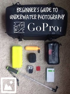 Underwater photo and video tips for GoPro HERO