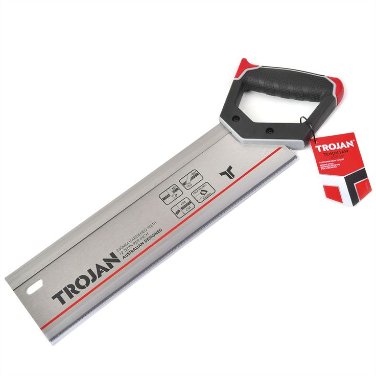 Find Trojan 360mm Tenon Saw at Bunnings Warehouse. Visit your local store for the widest range of tools products.