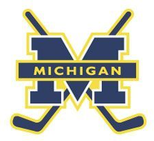 University of Michigan - went there for a hockey game when K was coaching AAA hockey