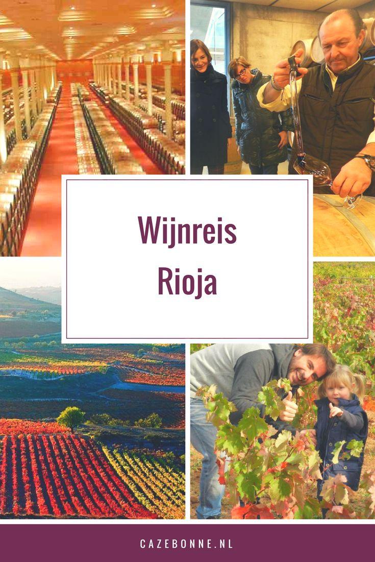 De Rioja heeft een lange wijnbouwtraditie en als je aan Rioja dacht, dacht je aan hout! Maar een aantal jaren geleden is het roer omgegooid en is Rioja één van de meest dynamische wijngebieden ter wereld geworden. En dat maakt Rioja zo boeiend om te bezoeken met de auto of vliegend naar Bilbao.