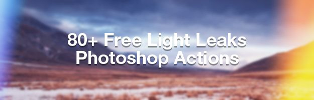 80+ Free Light Leaks for Photoshop. Download Here: http ...