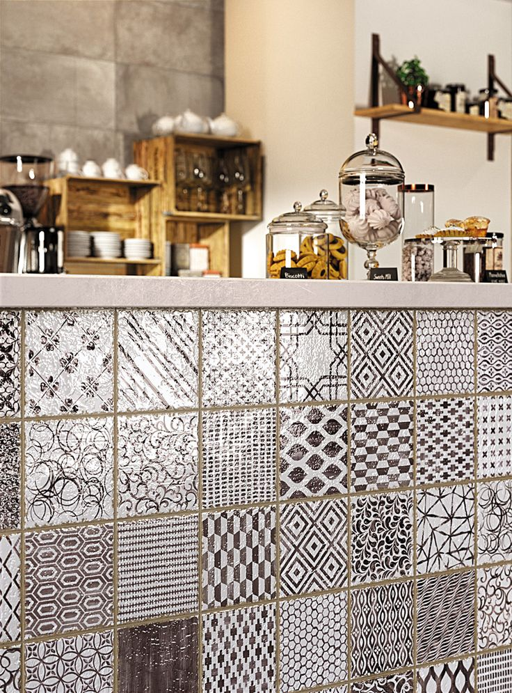 #HMADE Stylish Interior Design of Porcelain Tiles by Mirage #makeityourhome #homedesign #interiordesign #grey #majolica #wallcovering #walldesign #walldecor