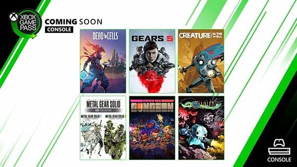 New Games Coming To Xbox Game Pass In September 2019 Game Pass