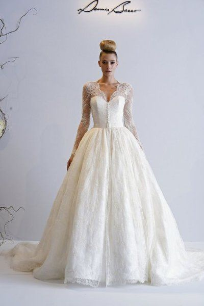 Kleinfeld Exclusives, Wedding Dresses Photos by Kleinfeld Exclusives