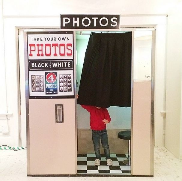 Vintage Photo Booth For Sale 53