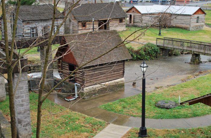7. Visit Old Bardstown Village.