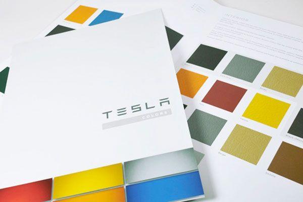 #Branding for Tesla Sports Car by Elephant
