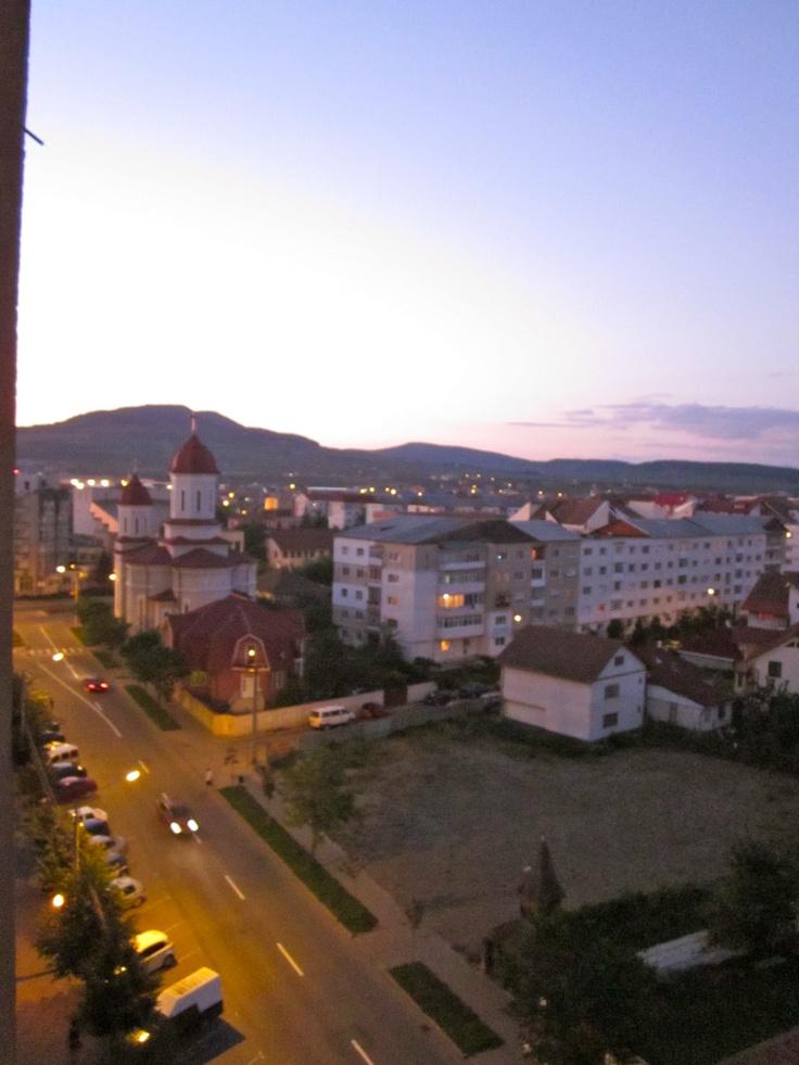 Bistrita, Romania.