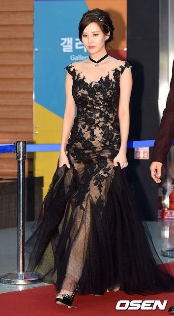 Girls' Generation's Seohyun Blows Away Fans with Lace Dress | Koogle TV