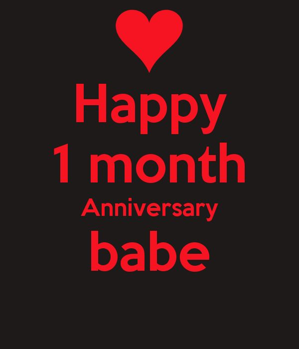 1 Month Anniversary Quotes For Boyfriend. QuotesGram by @quotesgram