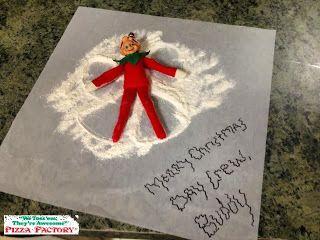 Celebrate My Whimsy Elf on the shelf ideas
