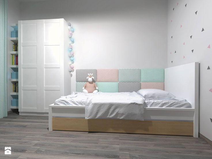 Średni pokój dziecka dla dziewczynki dla malucha dla nastolatka - zdjęcie od Novel Studio