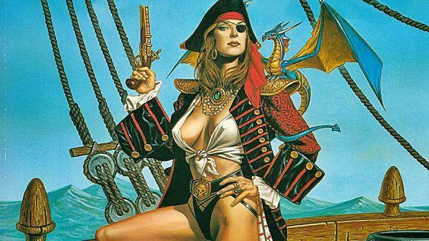 5 famosas y temibles mujeres pirata