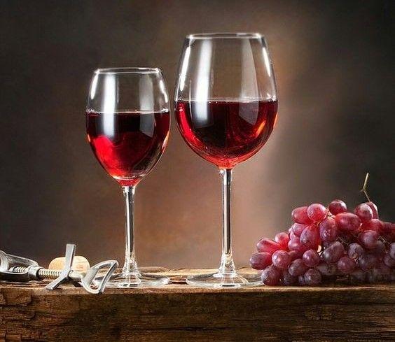 Τα οφέλη του κόκκινου κρασιού για την υγεία!
