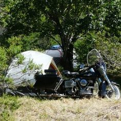 After traveling on a motorcycle and camping for over 30 years, I've learned a few things about what to take when motorcycle camping. I hope my list is helpful.