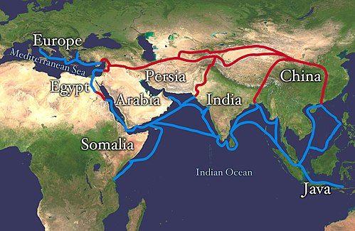 Spice trade - Wikipedia