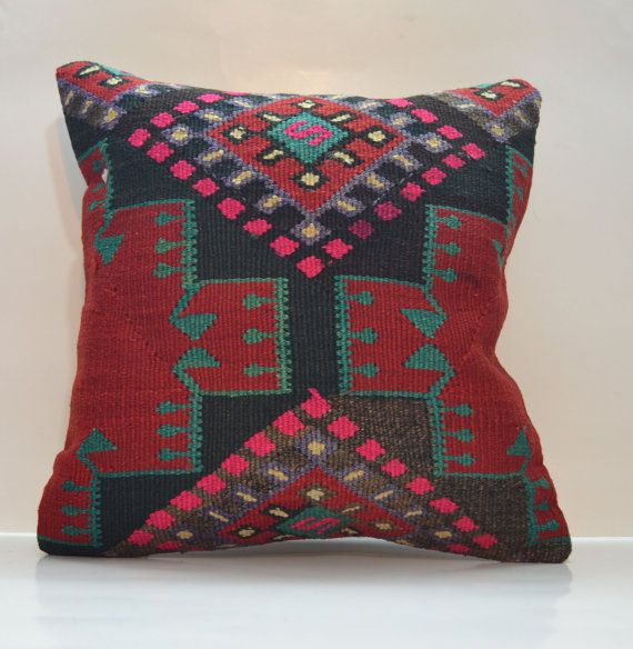 Hey, I found this really awesome Etsy listing at https://www.etsy.com/listing/179495940/turkish-sham-ethnic-kilim-pillow-case