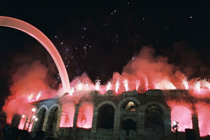 La Befana all'Epifania -Arena di Verona