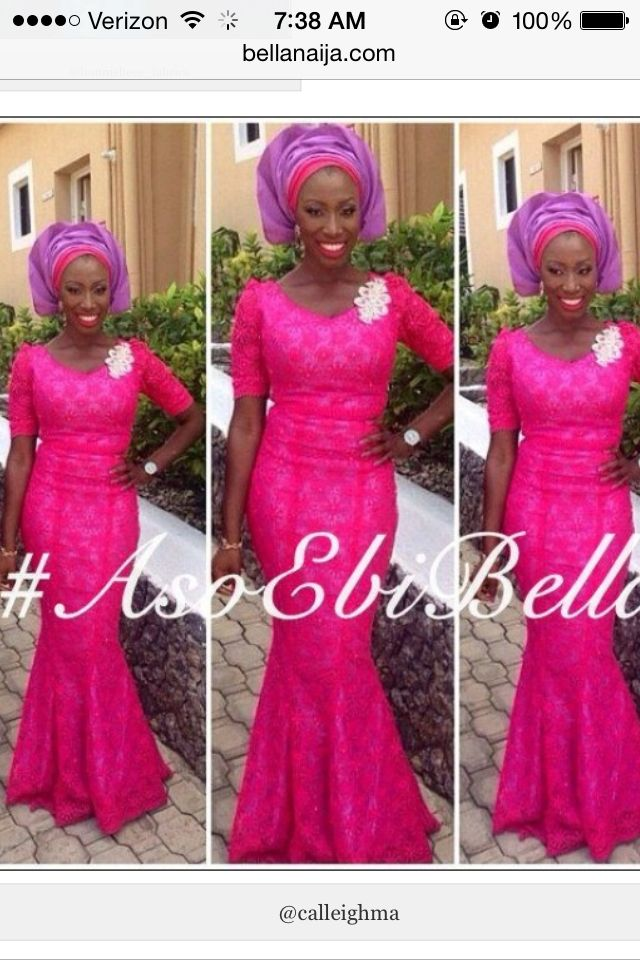 Bella Naija has done it again. Volume 38 of the Aso Ebi is rocking!