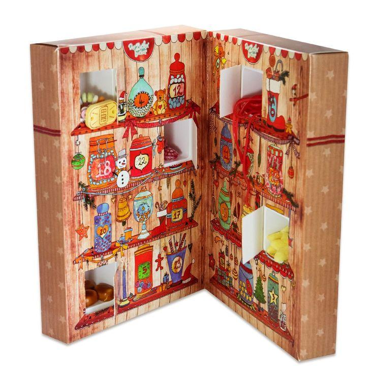 204 best adventskalender images on pinterest. Black Bedroom Furniture Sets. Home Design Ideas