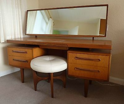 Diy bathroom vanity from dresser - Teak G Plan Dressing Tablestools 155 01 Dressing Tables Dresses