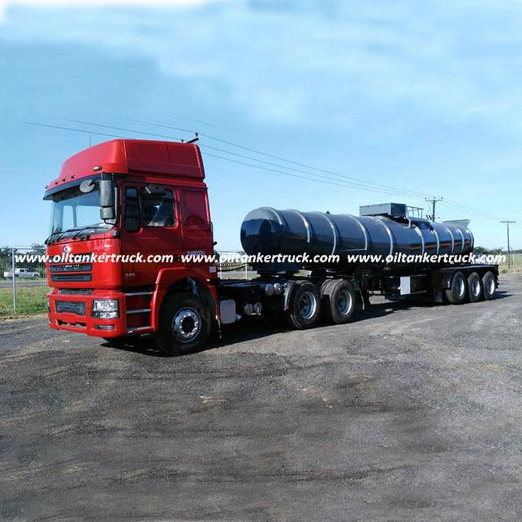 Chemical Semi Trailer for Sale