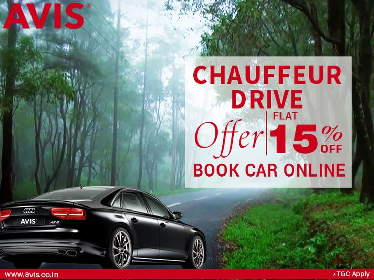 Enjoy luxury and comfort with AVIS India chauffeur assisted car rental services. AVIS runs its services in 30 select Indian cities and maintains all new and well-maintained cars. Enjoy the comfort of all models of your favorite brands of cars, such as Nissan, Toyota, Skoda, Audi, Volkswagen, and Mercedes. Avail 15% discount on the rental service and make your travel comfortable and economical.