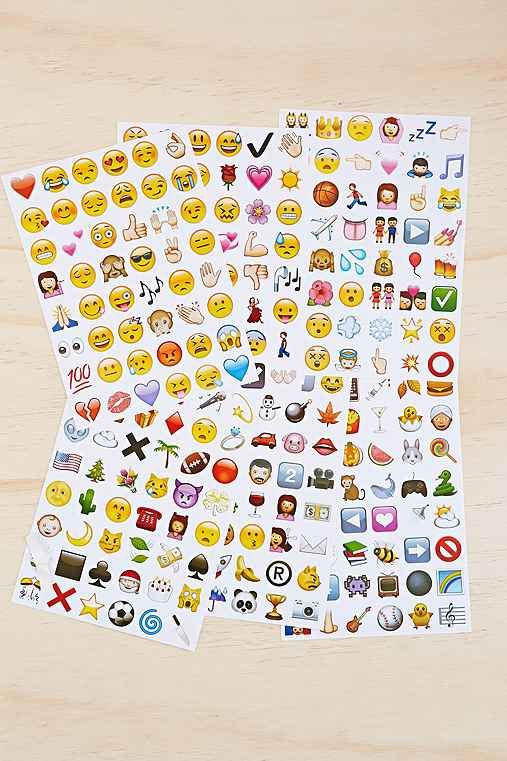 5 Favorites: Ways to Add More Emojis to Your Life – MichellePhan.com