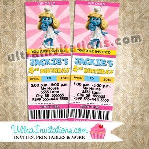 E Birthday Invitations with amazing invitation layout