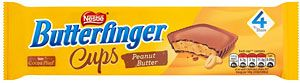 Compare and buy online Tesco Nestle Butterfinger Peanut Butter Cups (4x21.5g) from Tesco using mySupermarket Groceries to find the best Tesco Nestle Butterfinger Peanut Butter Cups (4x21.5g) offers and deals and save money