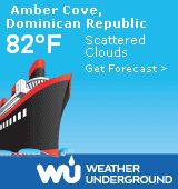 Cruise Port Weather In Amber Cove, Dominican Republic. Get the current weather forecast in Amber Cove!