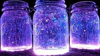 DIY: Fairy Glow Jars - YouTube