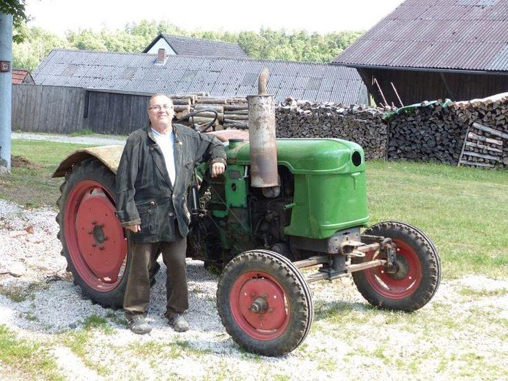 Deutz D 25 S , Reifen neu, mit Hydraulik Traktor Oldtimer Schlepper luftgekühlt   eBay