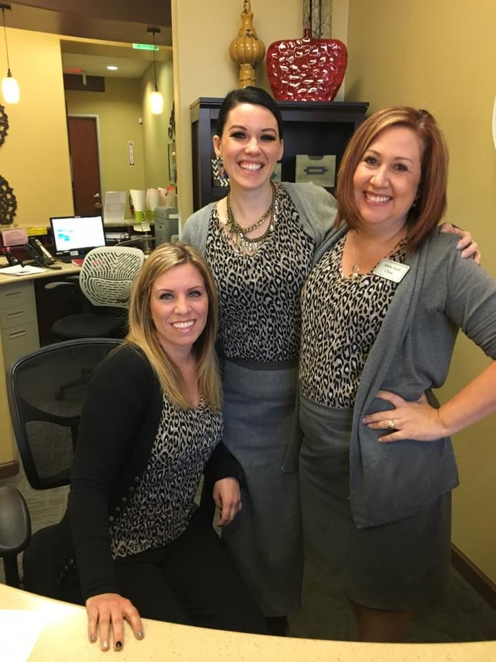 The Affinity Dental front office team! We look forward to talking with you- http://www.affinitydentalaz.com/contact/