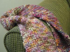Cross Stitch Knitting Pattern Scarf : 17 Best images about Bufandas on Pinterest Free pattern, Crochet scarfs and...