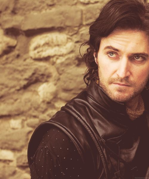 Richard Armitage, Guy of Gisborne. And  Thorin! THEY'RE SAME ACTOR. WHAT. He's also an uncredited pilot in The Phantom Menace and was in Captain America: The First Avenger. <--and he's Thornton in North and South