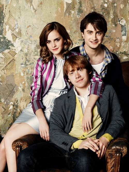 Daniel, Emma & Rupert :)